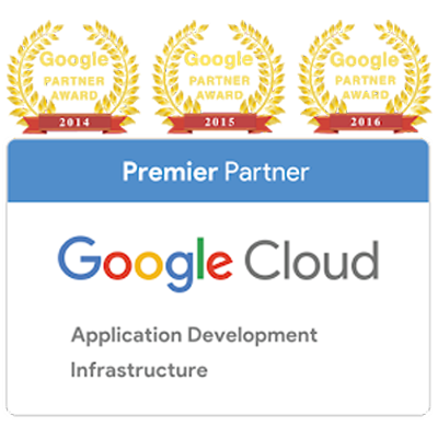 Cloud Ace won the Google Partner Award 3 years in a row and is a Google Cloud Premier Partner with 8 Specializations and over 200 certifications